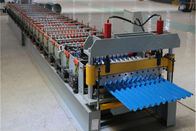 Roofing Corrugated Sheet Roll Forming Machine Line